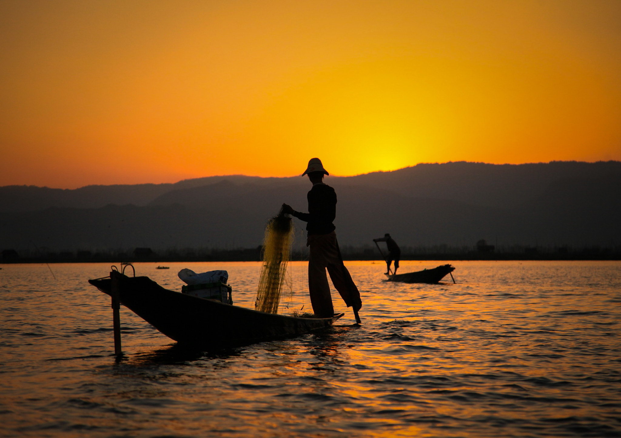 Photograph Golden Silhoutte by Mahesh Krishnamurthy on 500px