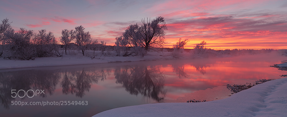 Photograph dawn on fire  by Marat Akhmetvaleev on 500px