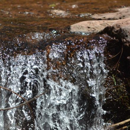 Horton Creek, Nikon D7000, AF Nikkor 70-210mm f/4-5.6D