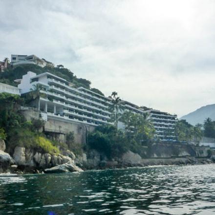 Hotel on the beach, Panasonic DMC-TS6