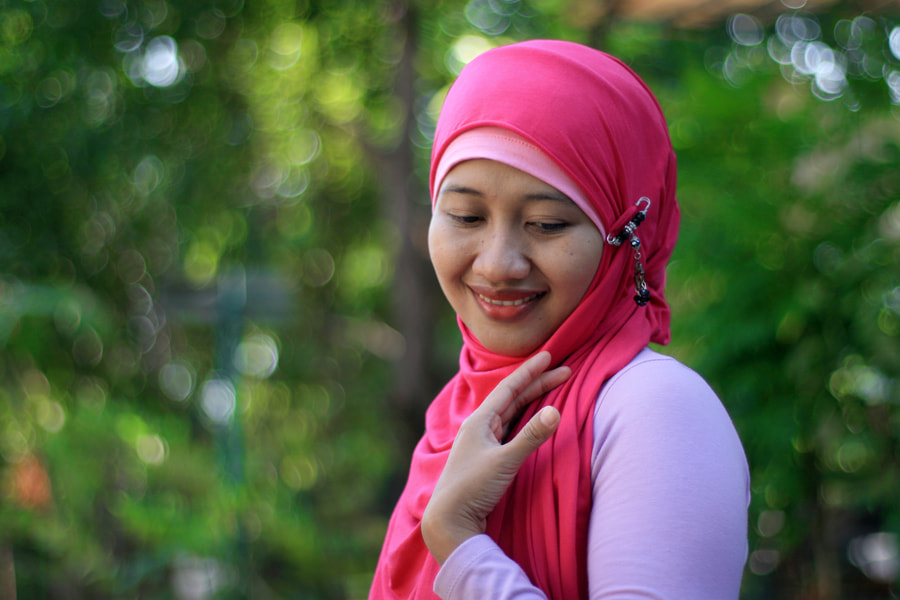 Photograph the hijaber by rois effendi on 500px