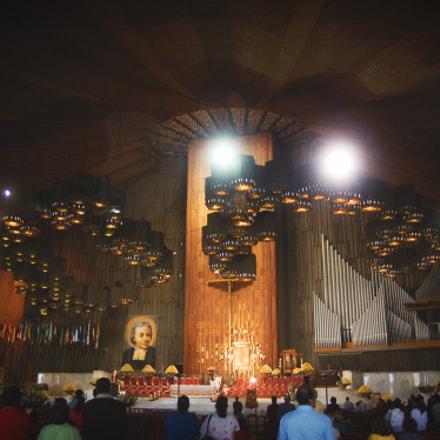Basílica de Guadalupe, Nikon D50, Sigma 18-50mm F3.5-5.6 DC