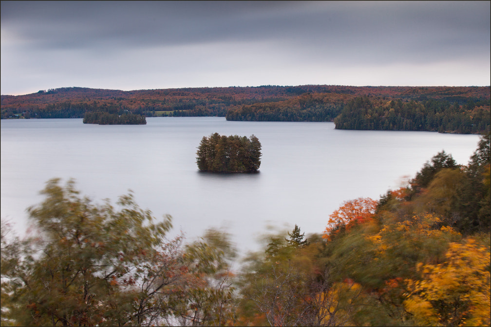 Photograph Little Island in Muskoka by Wanderingval :-)  on 500px