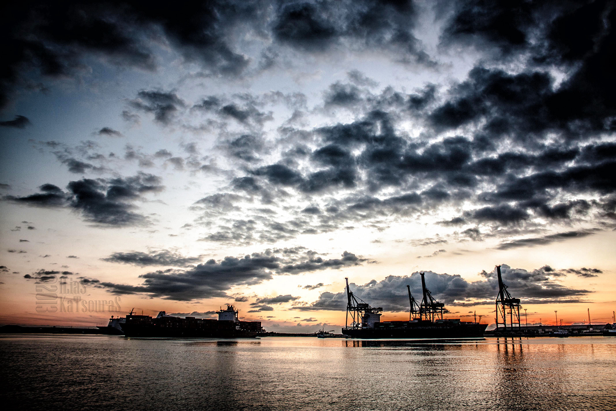 Photograph One more from the port by Ilias Katsouras on 500px