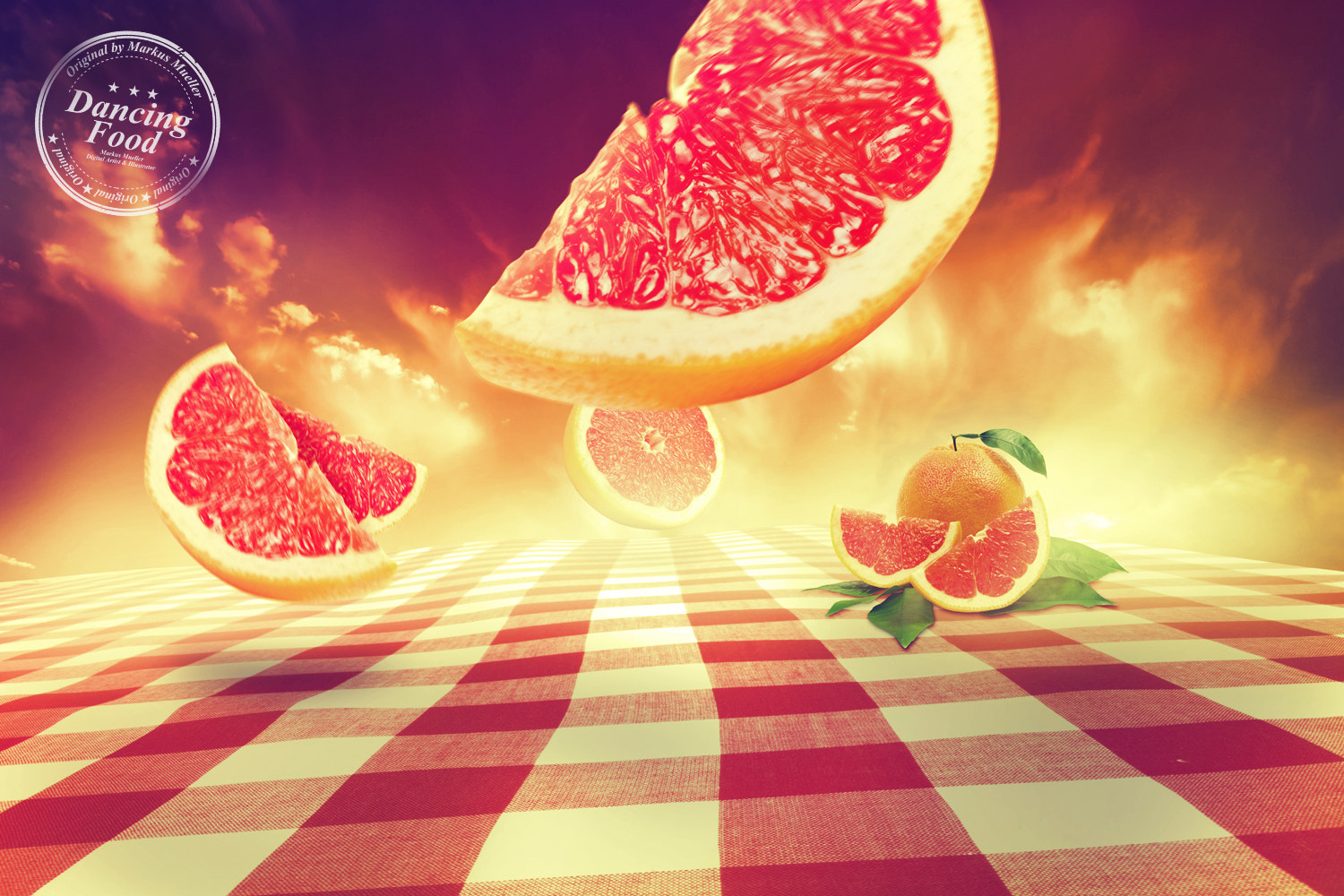 Photograph Dancing Food - Grapefruit by Markus Müller on 500px