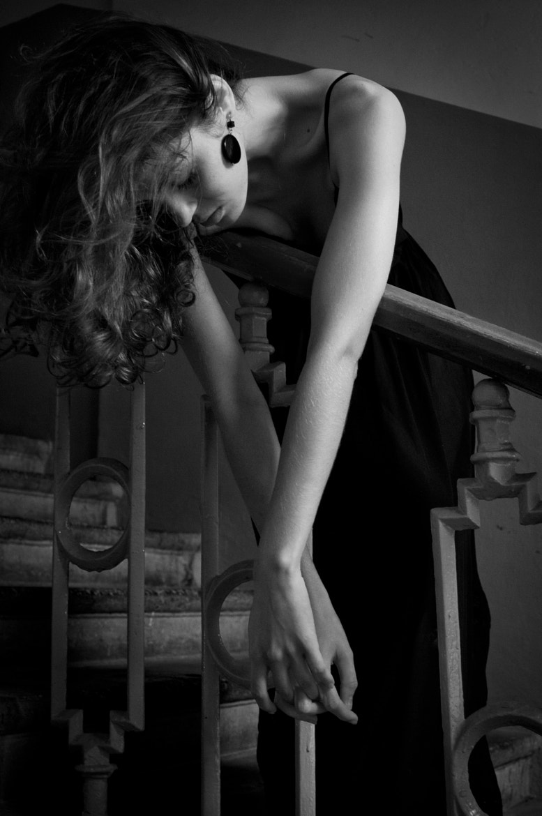 Photograph Lost in staircase IV by Samuel  Bauchet on 500px