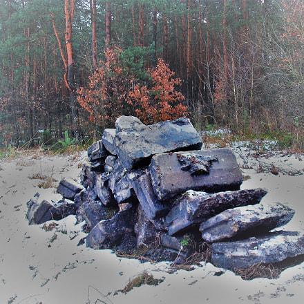 stones, Fujifilm A850