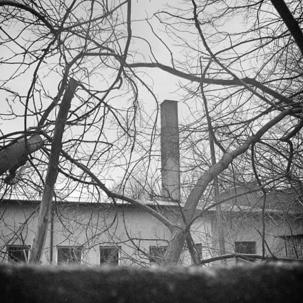 chimney, Fujifilm A850