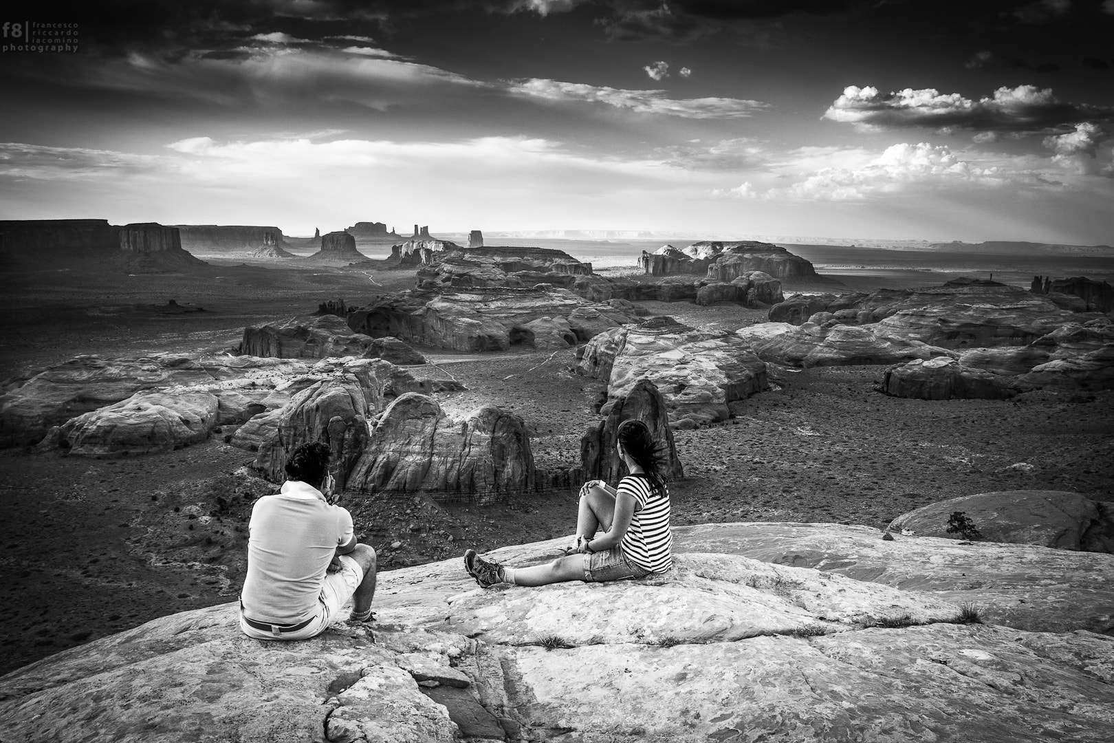 Photograph Admiring from the Hunt's Mesa by Francesco Riccardo Iacomino on 500px