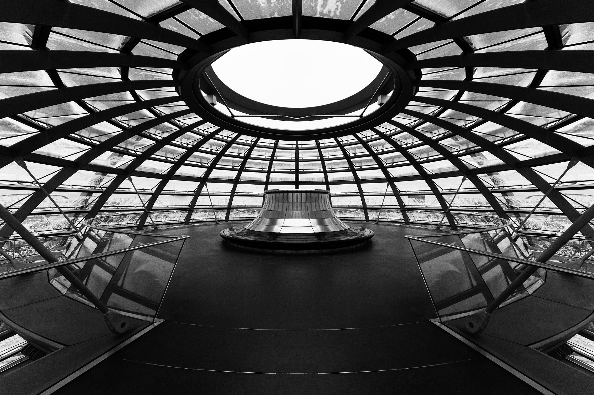 Photograph dome by Axel Kuenne on 500px