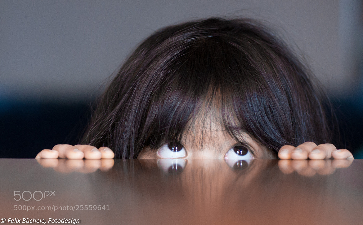 Photograph Eyes by Felix Büchele on 500px