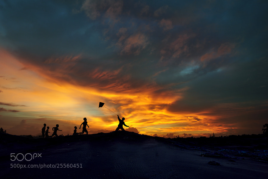 Photograph Flying high by pink sword on 500px