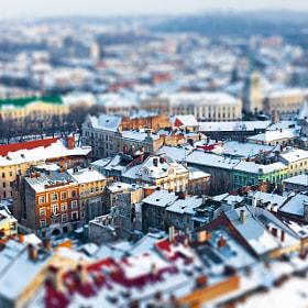 lviv. by Oleksandr Gontar on 500px.com