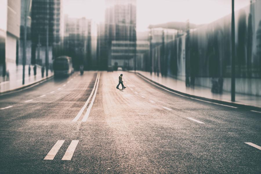 Street 1187 #, автор — T .老 на 500px.com