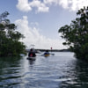 Navigating the canals of the Keys