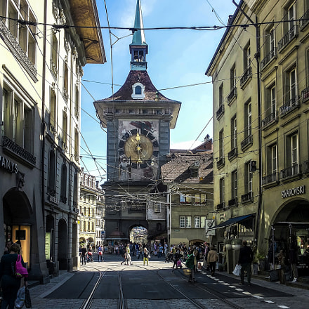 Zytglogge. Bern. Switzerland., Samsung Galaxy S2 Plus