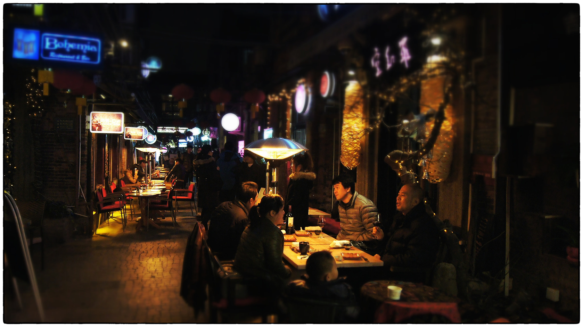 Photograph Dining at Tianzifang  by ShangHai Mr. X on 500px