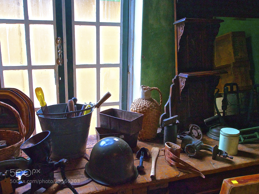 Photograph antique shop 4 by Danny du Plessis on 500px