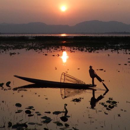 Inle Lake Myanmar, Nikon COOLPIX S9400