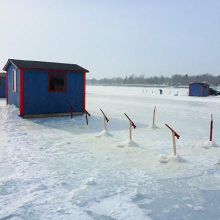 Ice Fishing Scene on, Panasonic DMC-TS5