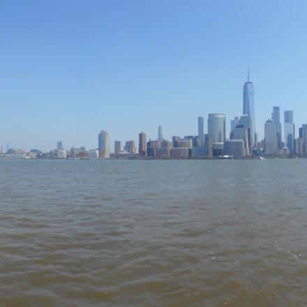 Panorama of New York, Nikon COOLPIX A300