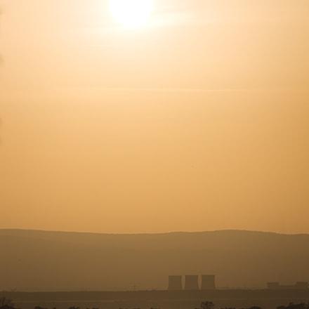 Afternoon fog, Canon EOS 1100D, Sigma 70-300mm f/4-5.6 [APO] DG Macro