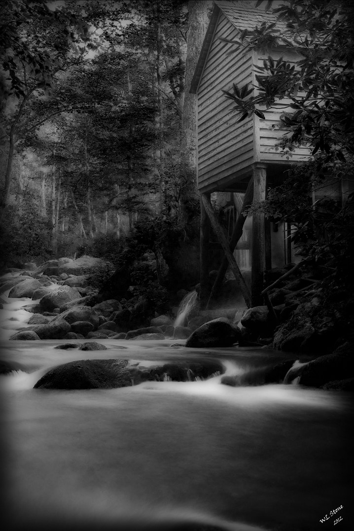 Photograph The Mill by Bill Stone on 500px