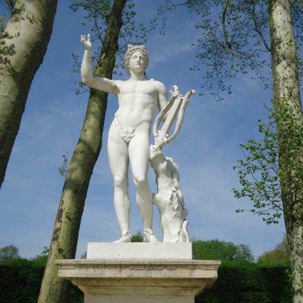 statue des jardins de, Sony DSC-W530