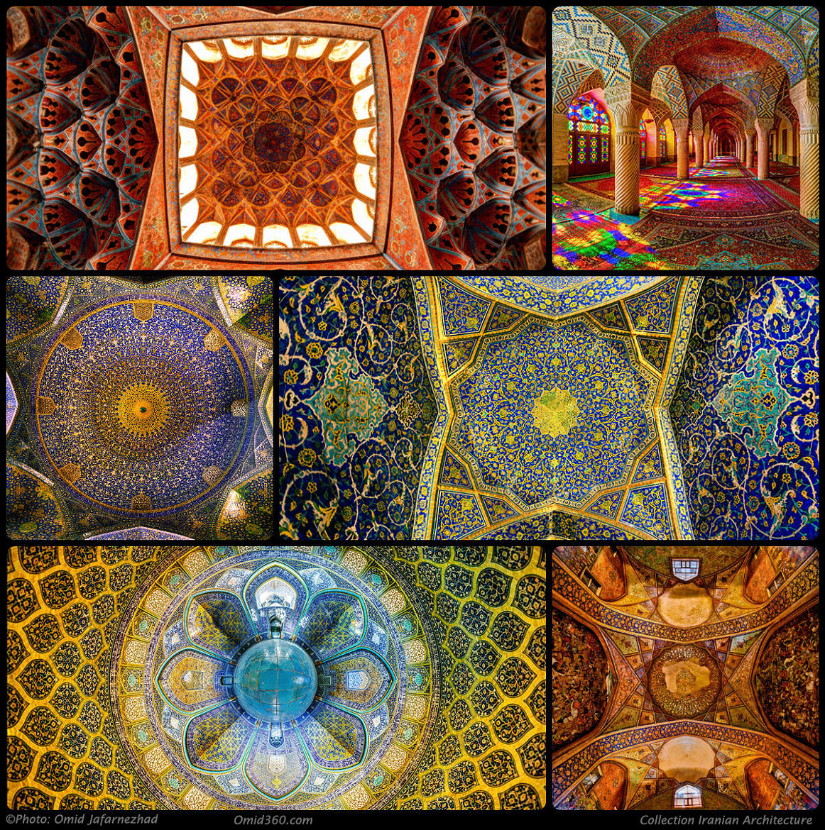 Photograph Collection Iranian Architecture  by Omid Jafarnezhad on 500px