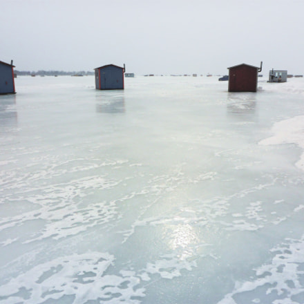 Ice-Fishing Cabins, Panasonic DMC-TS5