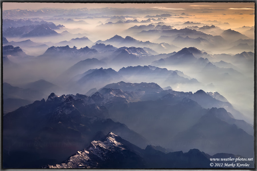 Photograph A view from heaven by Marko Korošec on 500px