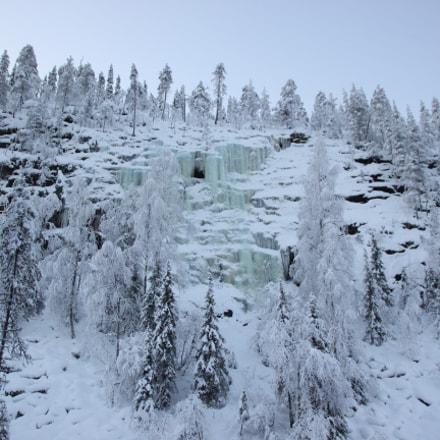 Stunning beauty of frozen, Canon EOS 550D