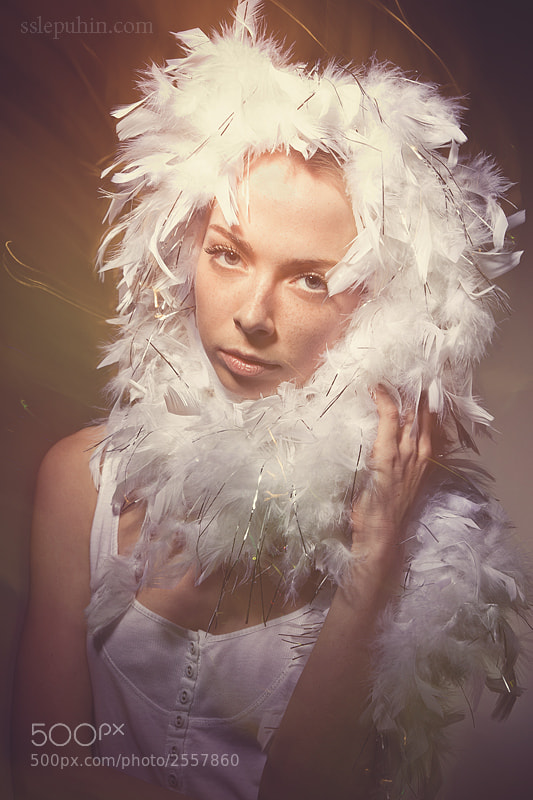 Photograph Чудо в перьях by Sergey Slepuhin on 500px