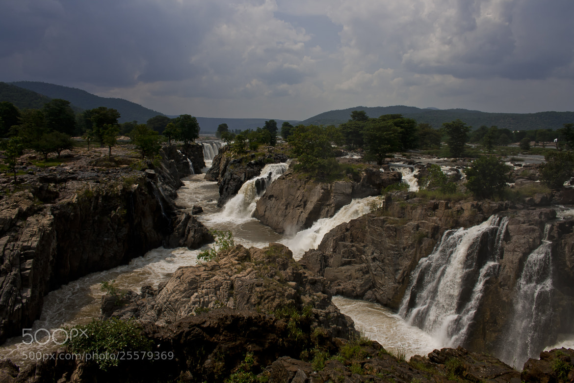 Photograph A View of Hogenakkal Falls by Pradeep BR on 500px