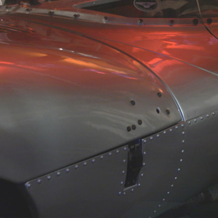 Oldtimer Racer Detail, Panasonic DMC-FZ20