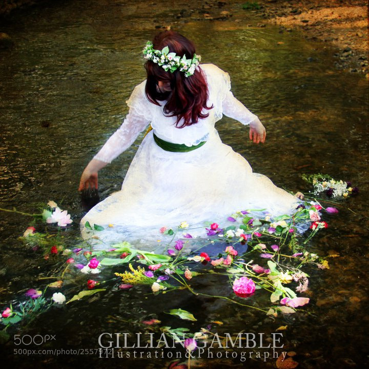 Photograph Lady of Lade Braes by Gillian Gamble on 500px