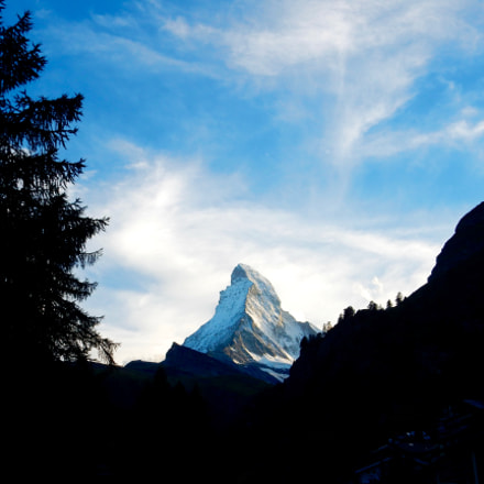 The Matterhorn, Nikon COOLPIX S9700