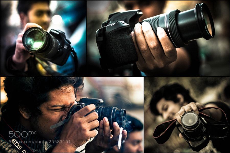 Photograph 60D vs 600D :D by Sadman Ismam on 500px