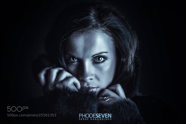 Photograph Beauty on black 2 by Serge Kanunnikov on 500px