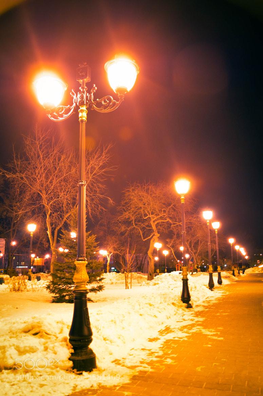 Photograph Samara by Alyona Burtseva on 500px