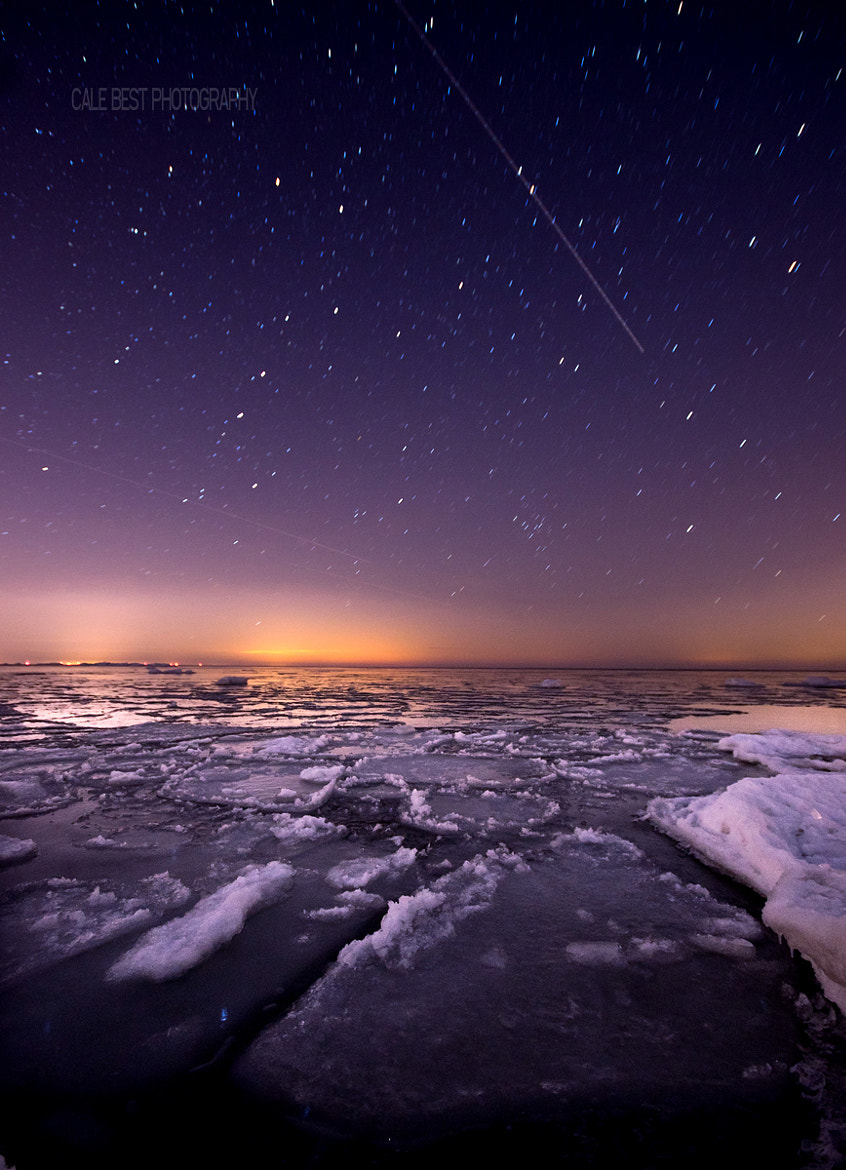 Photograph Lake Erie Ice by Cale Best on 500px