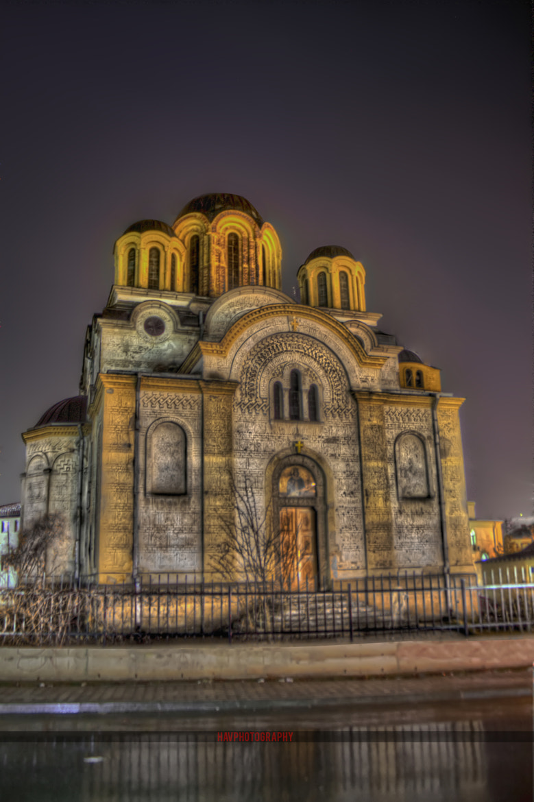 Photograph Church by Fisnik Halili on 500px