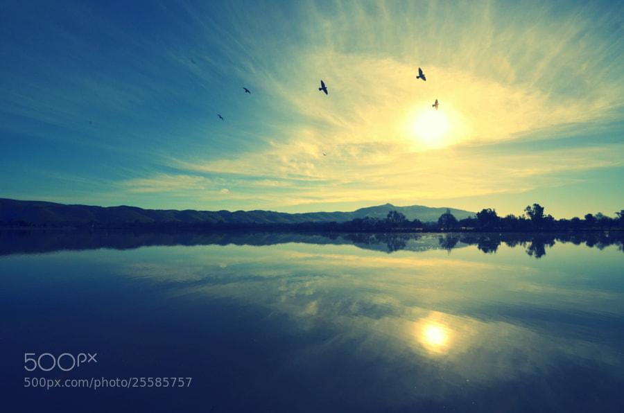 A Beautiful Morning @ Lake Elizabeth, Fremont