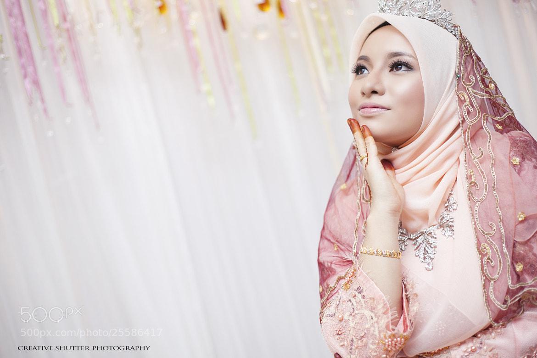 Photograph Amalia ^^ by mohd syafiq mohd zainuddin on 500px