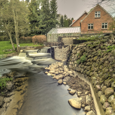 Old watermill, Nikon D3