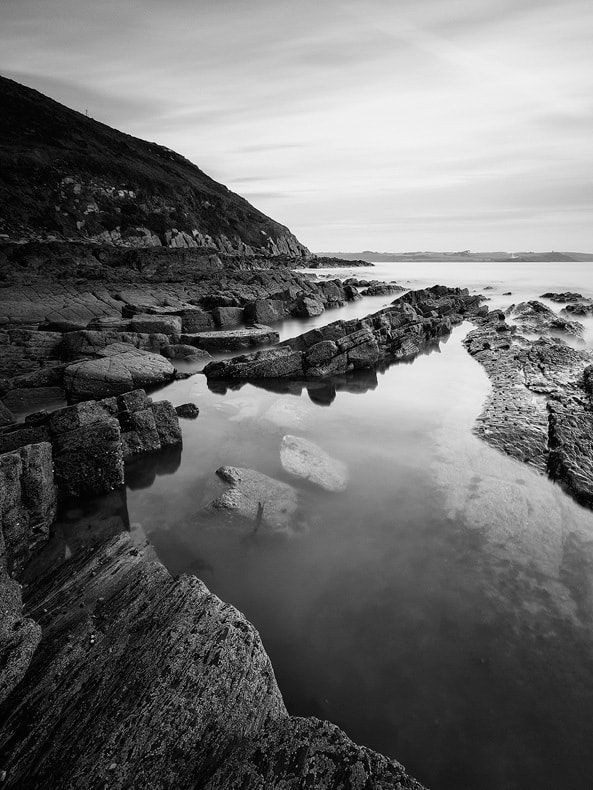 Photograph Myrtleville Beach II by Conal Thomson on 500px