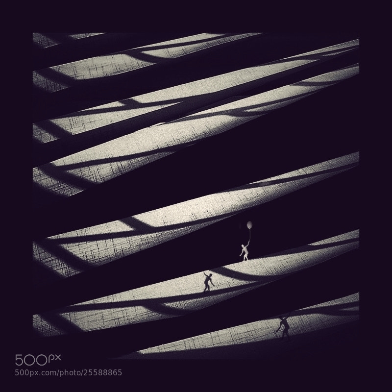 Photograph shadowplay by Emese-durcka Laki on 500px