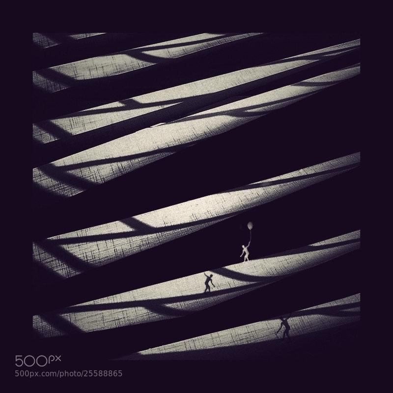 Photograph shadowplay by Emese-durcka Laki on 500px