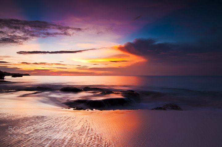 Photograph Tegal Wangi Beach by Jakub Siahaan on 500px