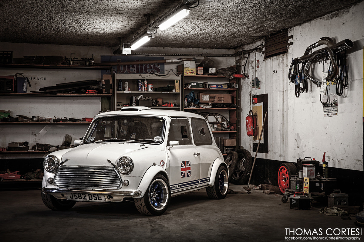 Photograph Mini R1 by Thomas Cortesi on 500px